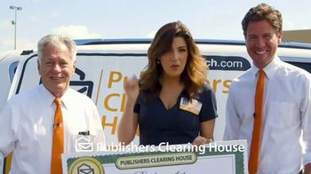 Publishers Clearing House TV Spot, 'Real Winners: T. Veatch' - Thumbnail 1