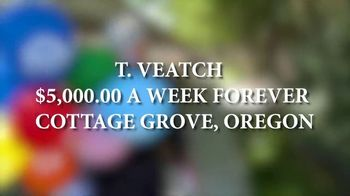 Publishers Clearing House TV Spot, 'Real Winners: T. Veatch' - Thumbnail 4