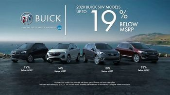 Buick March Madness Event TV Spot, 'Surprise Dinner Party' Song by Matt and Kim [T2] - Thumbnail 8