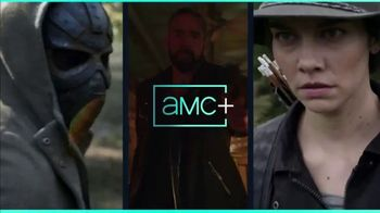 AMC+ TV Spot, 'The Walking Dead' Song by Blues Saraceno, Nineoneone - Thumbnail 1