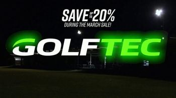 GolfTEC March Sale TV Spot, 'Love the Journey: Save Up to 20%' - Thumbnail 10