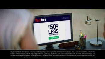 TaxACT TV Spot, 'Stranded: Don't Get Stuck on Taxes: 30% TT' - Thumbnail 9