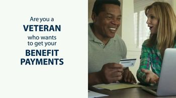 U.S. Department of Veterans Affairs TV Spot, 'Direct Deposit: On Time, Every Time' - Thumbnail 2