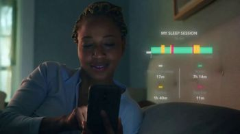 Sleep Number 360 Smart Bed TV Spot, 'Couldn't Be Easier'