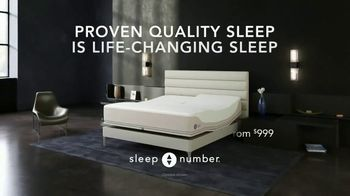 Sleep Number 360 Smart Bed TV Spot, 'Couldn't Be Easier' - Thumbnail 8