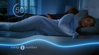 Sleep Number 360 Smart Bed TV Spot, 'Couldn't Be Easier' - Thumbnail 7