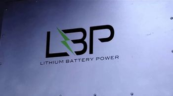 Lithium Battery Power TV Spot, 'Technology Meets Power' Song by Conditional