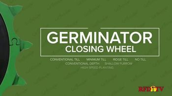Farm Shop MFG, LLC Germinator Closing Wheel TV Spot, 'Excellent Emergence' - Thumbnail 3