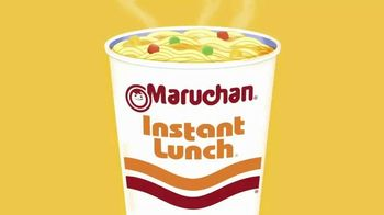 Maruchan Instant Lunch TV Spot, 'The Feels' - Thumbnail 1