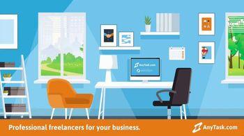AnyTask TV Spot, 'Need a Freelancer?' - Thumbnail 1