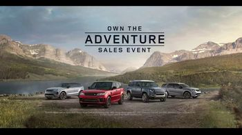 Land Rover Own the Adventure Sales Event TV Spot, 'Everyday Trips' [T1] - Thumbnail 9
