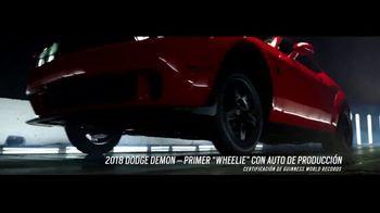 Dodge TV Spot, 'Línea de salida' [Spanish] [T1] - Thumbnail 4