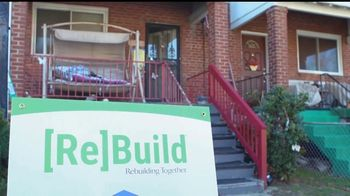 Rebuilding Together TV Spot, 'Safe and Healthy Home' - Thumbnail 2