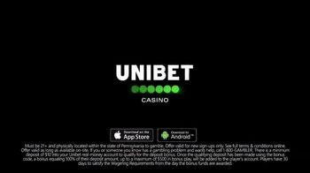 Unibet Live Casino TV Spot, 'Anytime, Anywhere: $10 Free' - Thumbnail 9