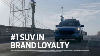 2020 Ford EcoSport TV Spot, 'Get a Ford: Brand Loyalty' [T2] - Thumbnail 2
