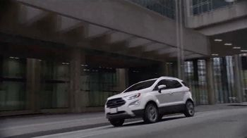 2020 Ford EcoSport TV Spot, 'Get a Ford: Brand Loyalty' [T2] - Thumbnail 3