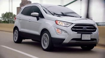 2020 Ford EcoSport TV Spot, 'Get a Ford: Brand Loyalty' [T2] - Thumbnail 5