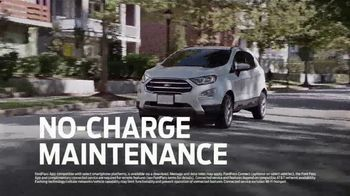 2020 Ford EcoSport TV Spot, 'Get a Ford: Brand Loyalty' [T2] - Thumbnail 6