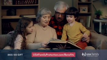 USA Family Protection Insurance Services TV Spot, 'Funeral Costs' - Thumbnail 1