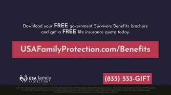 USA Family Protection Insurance Services TV Spot, 'Funeral Costs' - Thumbnail 6