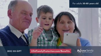 USA Family Protection Insurance Services TV Spot, 'Funeral Costs' - Thumbnail 3