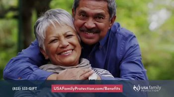 USA Family Protection Insurance Services TV Spot, 'Funeral Costs' - Thumbnail 5