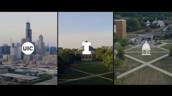 University of Illinois System TV Spot, 'Leading the Fight on All Fronts' - Thumbnail 1