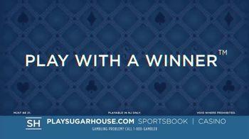 SugarHouse TV Spot, 'Blackjack: $250 Match Bonus' - Thumbnail 6