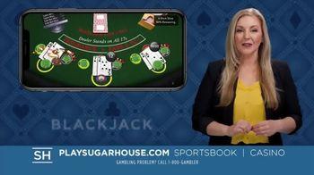 SugarHouse TV Spot, 'Blackjack: $250 Match Bonus' - Thumbnail 2
