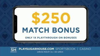 SugarHouse TV Spot, 'Blackjack: $250 Match Bonus' - Thumbnail 5