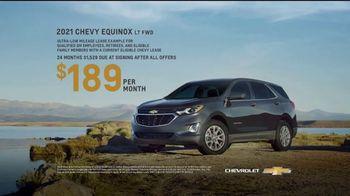 2021 Chevrolet Equinox TV Spot, 'Most Important' [T2] - Thumbnail 7