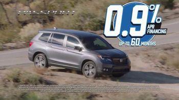Honda Model Year End Sale TV Spot, 'It's On'  [T2] - Thumbnail 5