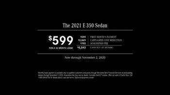 2021 Mercedes-Benz E-Class TV Spot, 'New Attitude' Song by The Struts [T2] - Thumbnail 8