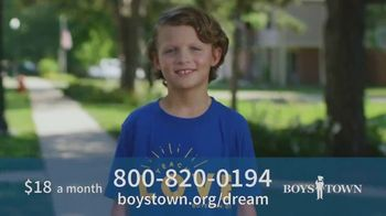 Boys Town TV Spot, 'Dream'
