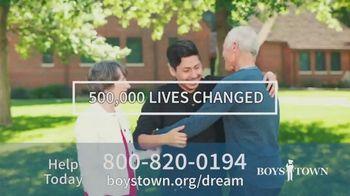 Boys Town TV Spot, 'Dream' - Thumbnail 9