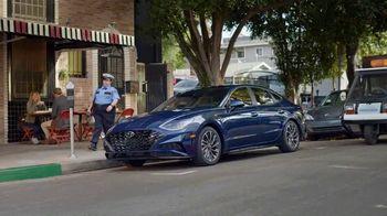2020 Hyundai Sonata TV Spot, 'Meter Reader' [T2]
