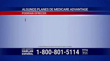 MedicareAdvantage.com TV Spot, 'Especial' [Spanish]