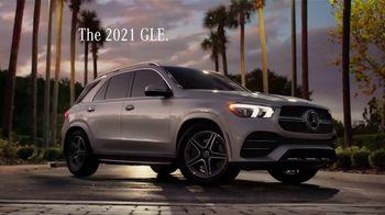 2021 Mercedes-Benz GLE TV Spot, 'Soft Blue' [T2]
