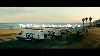 Verizon 5G Ultra Wideband Network TV Spot, 'The 5G Frontier' Song by The Dap-Kings