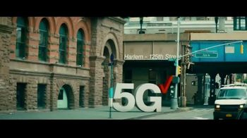 Verizon 5G Ultra Wideband Network TV Spot, 'The 5G Frontier' Song by The Dap-Kings - Thumbnail 3