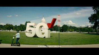 Verizon 5G Ultra Wideband Network TV Spot, 'The 5G Frontier' Song by The Dap-Kings - Thumbnail 5