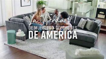 Ashley HomeStore Private Sale TV Spot, '50% de descuento y 0% de intereses' [Spanish] - Thumbnail 8