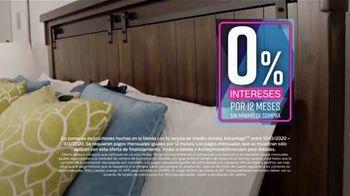 Ashley HomeStore Private Sale TV Spot, '50% de descuento y 0% de intereses' [Spanish] - Thumbnail 4