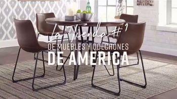 Ashley HomeStore Private Sale TV Spot, '50% de descuento y 0% de intereses' [Spanish] - Thumbnail 7
