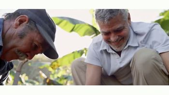 Nespresso TV Spot, \'With Every Cup\' Featuring George Clooney