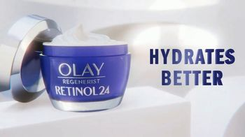 Olay Regenerist Retinol 24 TV Spot, 'Overspending' - 2834 commercial airings