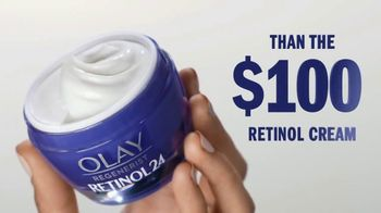 Olay Regenerist Retinol 24 TV Spot, 'Overspending' - Thumbnail 5
