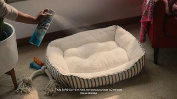 Lysol TV Spot, 'Comfortable Everywhere' - Thumbnail 9