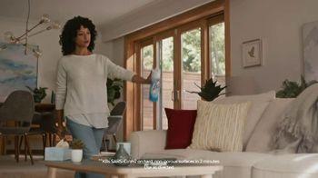 Lysol TV Spot, 'Comfortable Everywhere' - Thumbnail 7