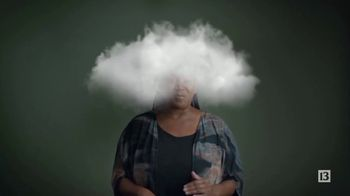 American Lung Association TV Spot, 'Gets Yor Head Out of the Clouds: Safer than Cigarettes' - Thumbnail 1